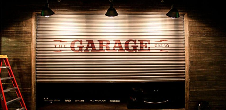 THE GARAGE TEAM MAZDA