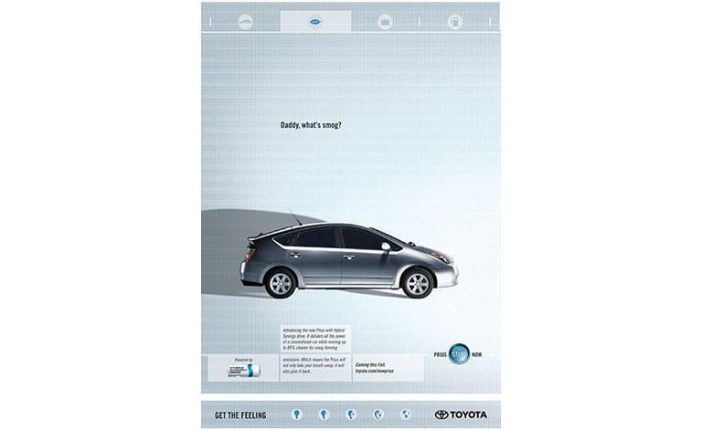 Prius Ads