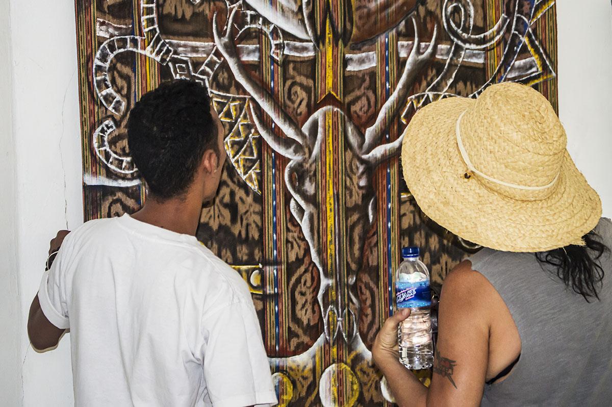 Diana Phillips in Timor Leste